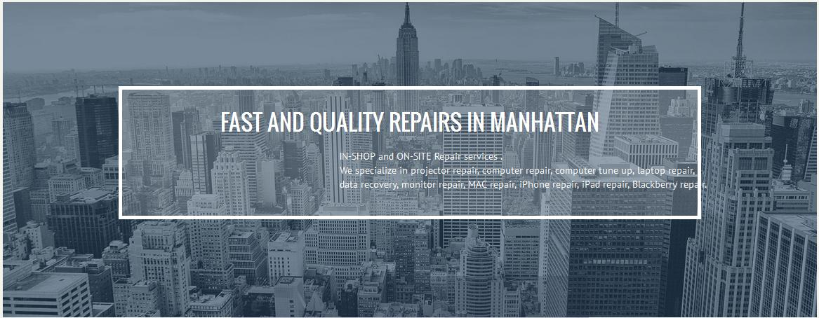 motherboard Repair services in NYC